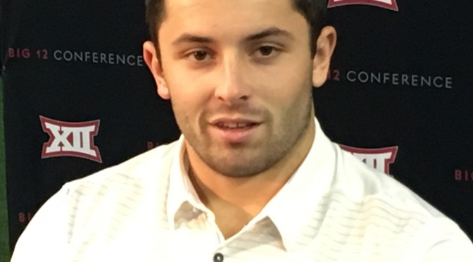 Baker Mayfield and the Stigmatization of Short Quarterbacks