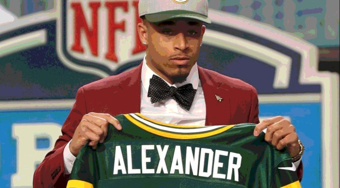 Green Bay Packers Draft Review: Jaire Alexander Film Breakdown