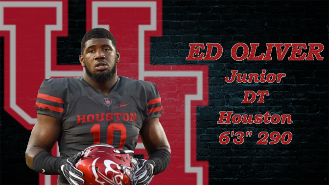 Summer Film Breakdown: Houston DT Ed Oliver