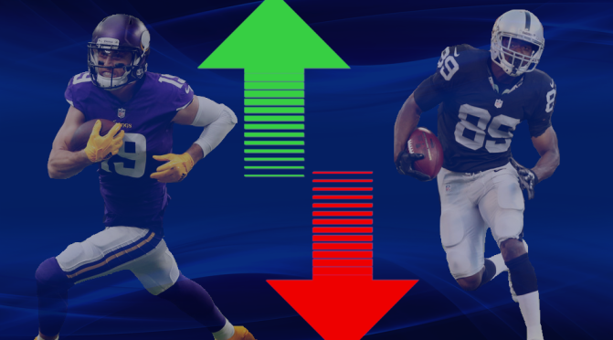 Slideshow: Assessing Wide Receiver Tiers Ahead of the 2018 NFL Season