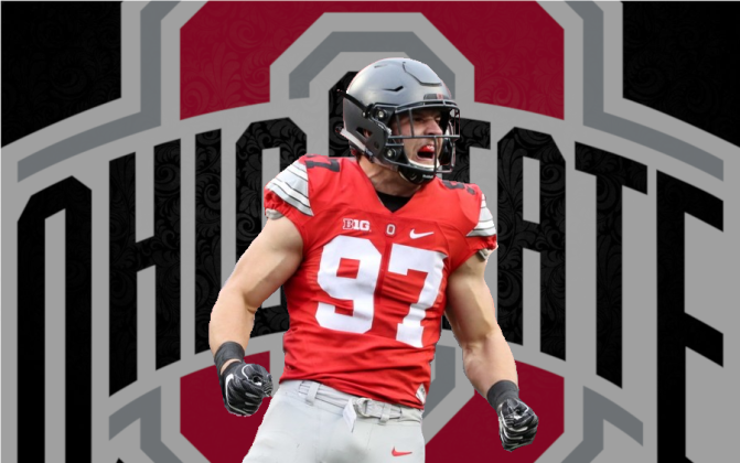 2019 NFL Draft Scouting Report: Ohio State EDGE Nick Bosa