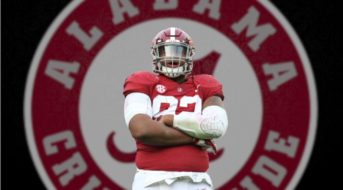 2019 NFL Draft Scouting Report: Alabama iDL Quinnen Williams