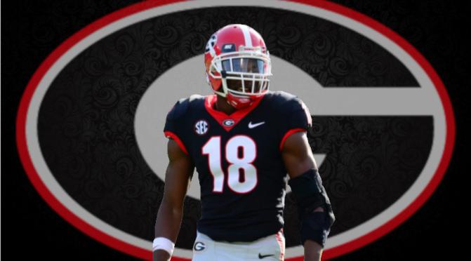 2019 NFL Draft Scouting Report: Georgia CB Deandre Baker