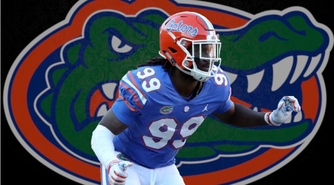 2019 NFL Draft Scouting Report: Florida EDGE Jachai Polite