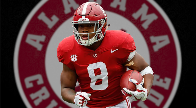 2019 NFL Draft Scouting Report: Alabama RB Josh Jacobs