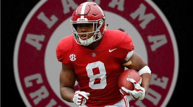2019 NFL Draft Scouting Report: Alabama RB Josh Jacobs