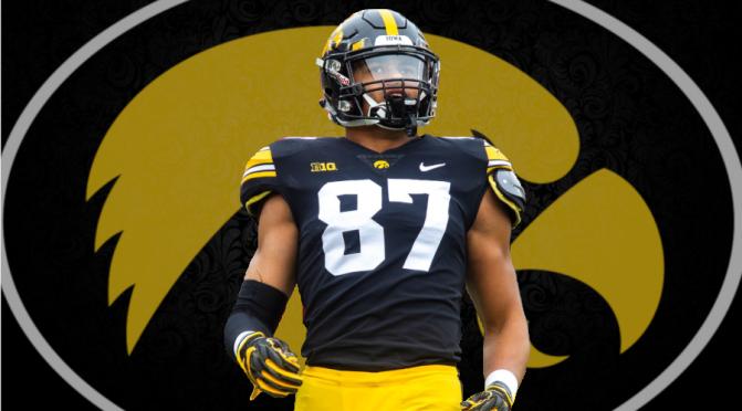 2019 NFL Draft Scouting Report: Iowa TE Noah Fant