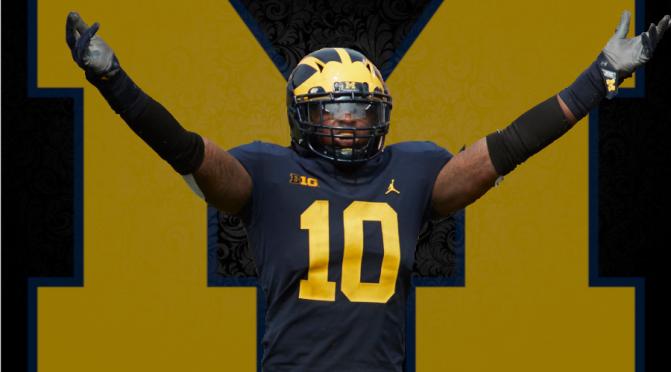 2019 NFL Draft Scouting Report: Michigan LB Devin Bush