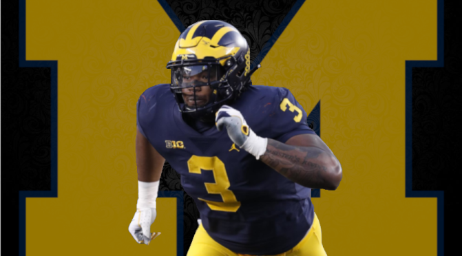 2019 NFL Draft Scouting Report: Michigan EDGE/iDL Rashan Gary