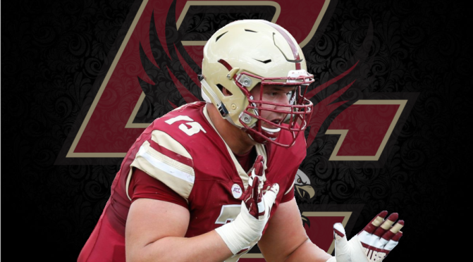 2019 NFL Draft Scouting Report Boston College iOL Chris Lindstrom