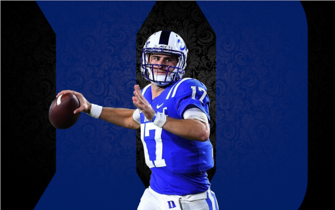 2019 NFL Draft Scouting Report: Duke QB Daniel Jones