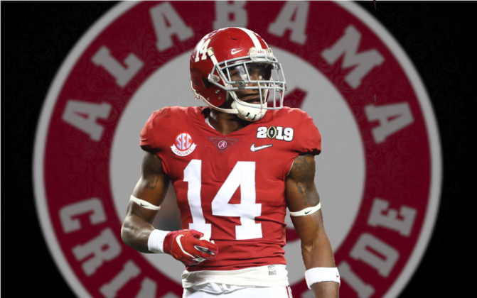 2019 NFL Draft Scouting Report: Alabama SAF Deionte Thompson