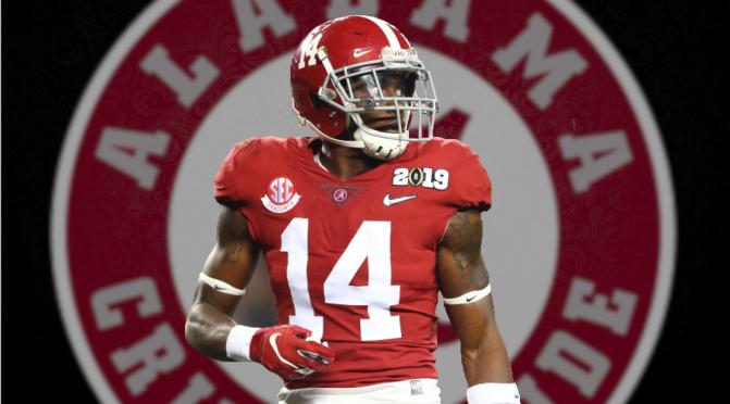 2019 NFL Draft Scouting Report: Alabama SAF Deionte Thompson