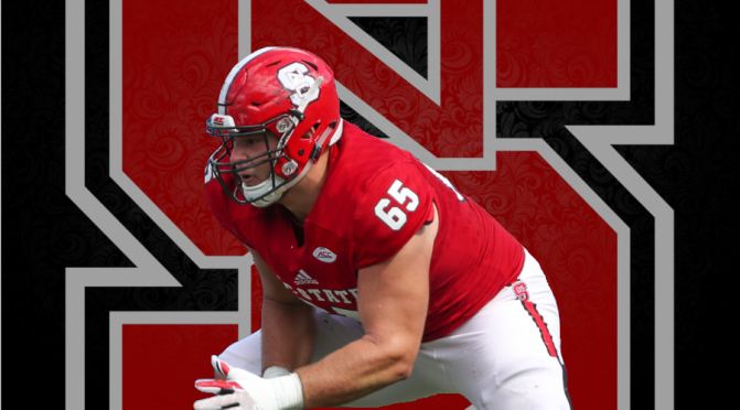 2019 NFL Draft Scouting Report: North Carolina State iOL Garrett Bradbury