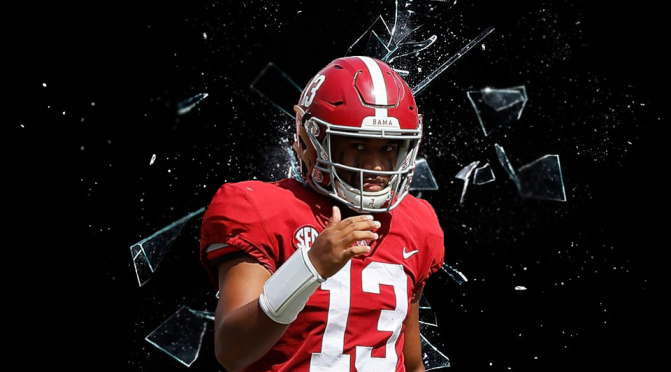 First Look: Tua Tagovailoa is worthy of the No. 1 overall hype