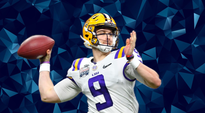 2020 NFL Draft Scouting Report: LSU QB Joe Burrow
