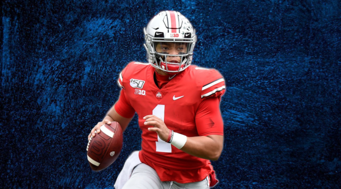 2021 NFL Draft Scouting Report: Ohio State QB Justin Fields
