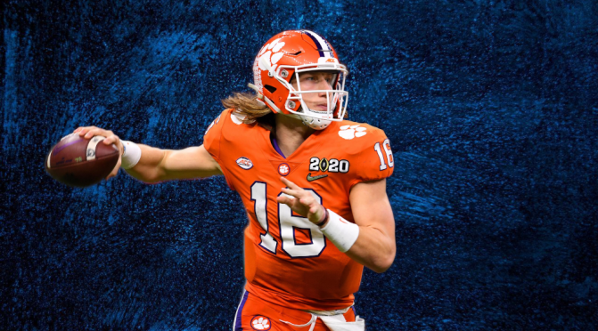 2021 NFL Draft scouting Report: Clemson QB Trevor Lawrence