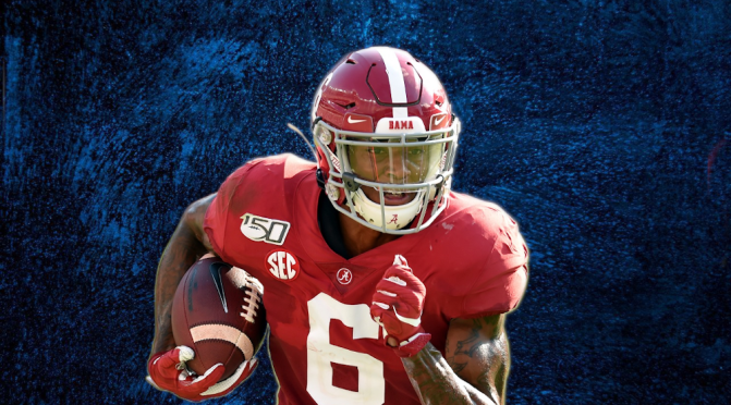 2021 NFL Draft Scouting Report: Alabama WR DeVonta Smith