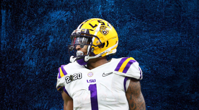 2021 NFL Draft Scouting Report: LSU WR Ja'Marr Chase
