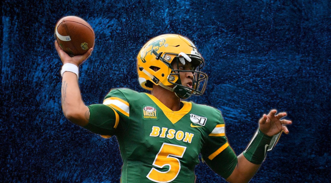 2021 NFL Draft Scouting Report: North Dakota State QB Trey Lance
