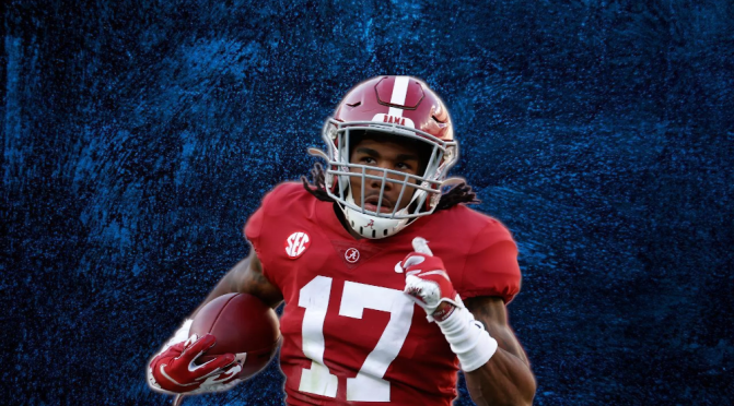 2021 NFL Draft Scouting Report: Alabama WR Jaylen Waddle